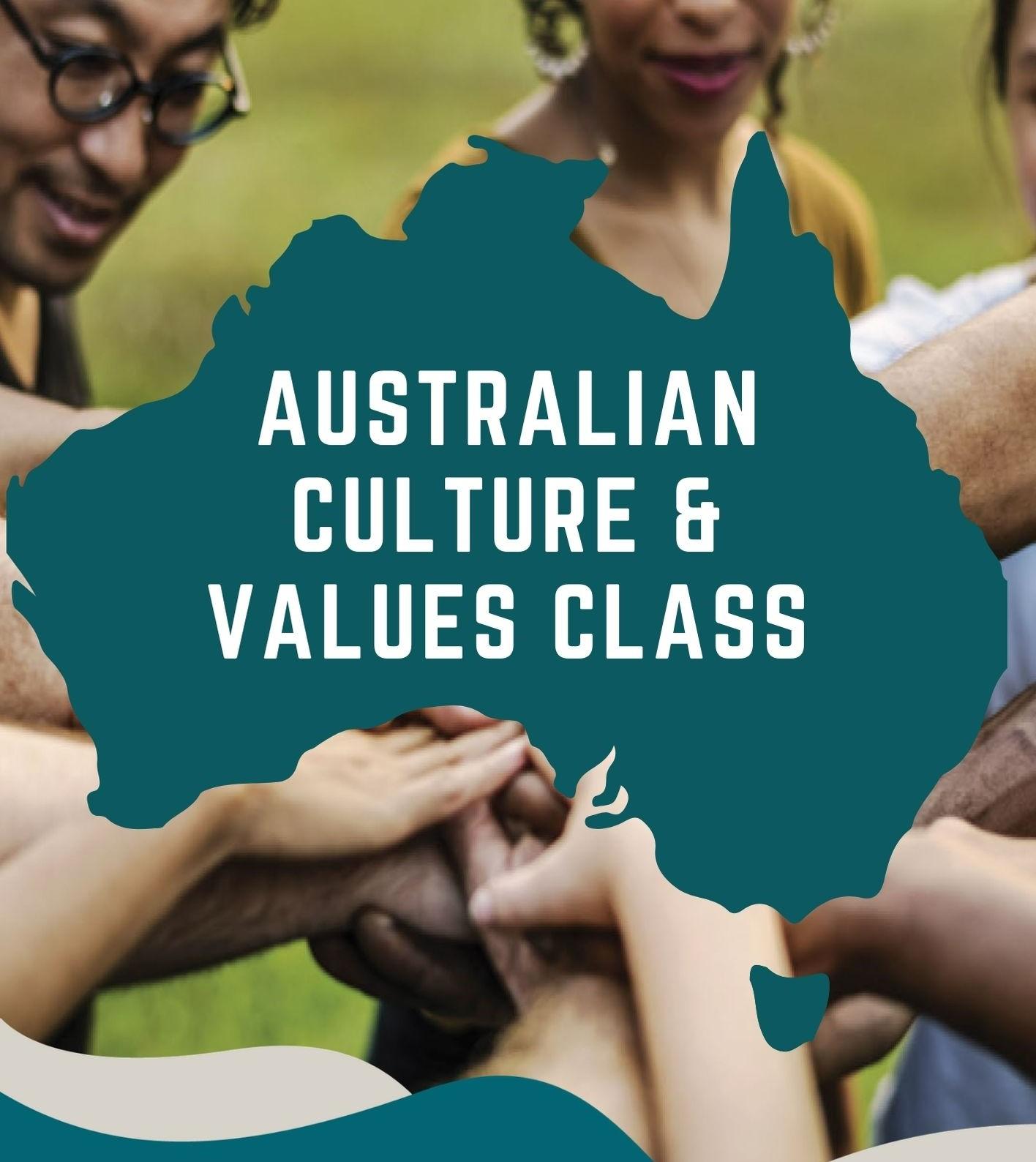 Australian Culture and Values
